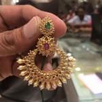 18 Grams Gold Earrings