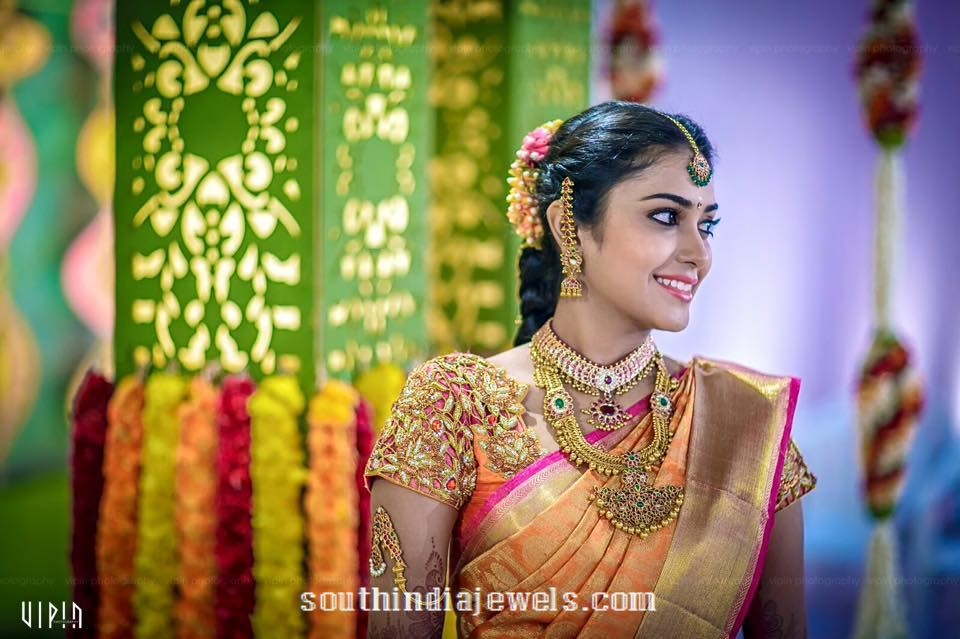 South Indian Bridal and Wedding Jewellery Designs