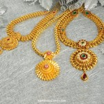 22K Gold Necklace Designs from Jos Alukkas