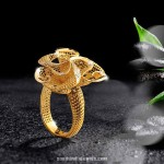 22K Gold Ring Design from Jewel One