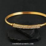 Imitation Stone Bracelet