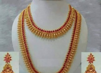 Imitation Bridal Necklace Set