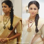 Jyothika in Saravana Elite Antique Jewelleries
