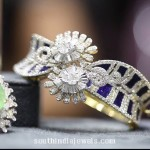 Designer Bracelets and Rings from Manubhai Jewellers