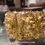 83 Grams Weight Gold Kada Design