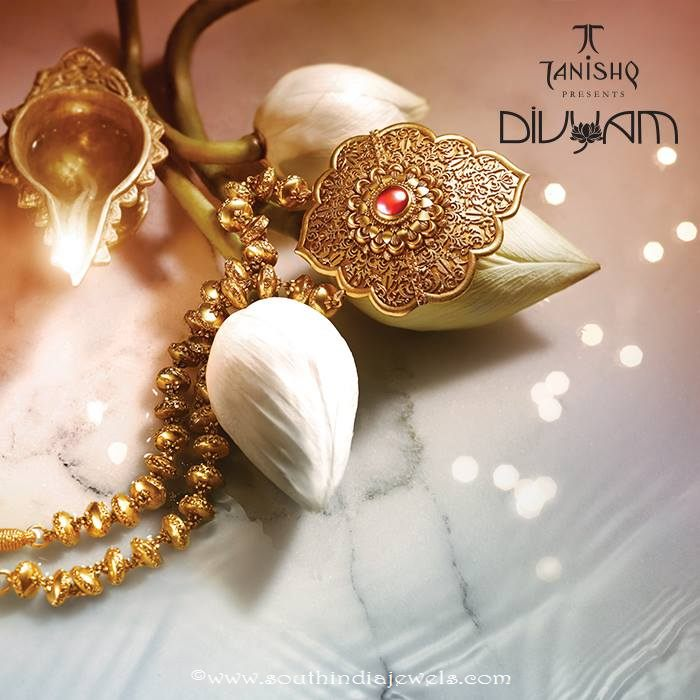 Tanishq jewelry designs