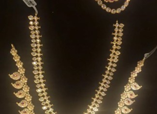 Gold Bridal Jewellery Necklace Sets
