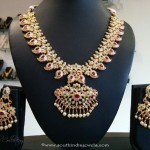 Antique AD Stone Necklace From Dimple Collections