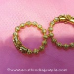 Gold Baby Bangle Designs