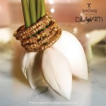 Gold Bangle Designs From Tanishq Divyam Collections