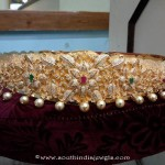 240 Grams Gold Stone Vadanam