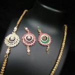 3 Stunning Imitation Chains with Side Mogappu