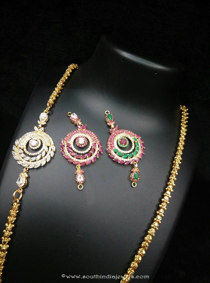 3 Stunning Imitation Chains With Side Mogappu South