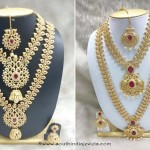 Grand South Indian Bridal Jewellery Set from Simma Jewels