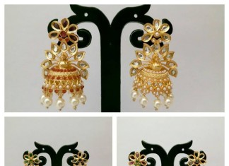 Fancy Jhumka Designs with price