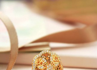 22k Gold Fancy ring from Manubhai Jewellers Italian Collections