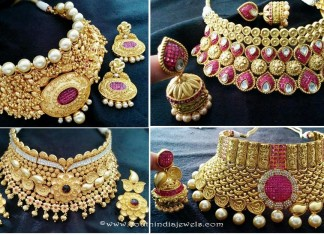 Grand Wedding Choker Sets