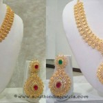 Grand Imitation AD Necklace Collections