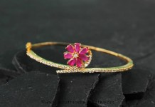 Imitation Ruby Bracelet