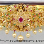 One Gram Gold Vadanam with Price
