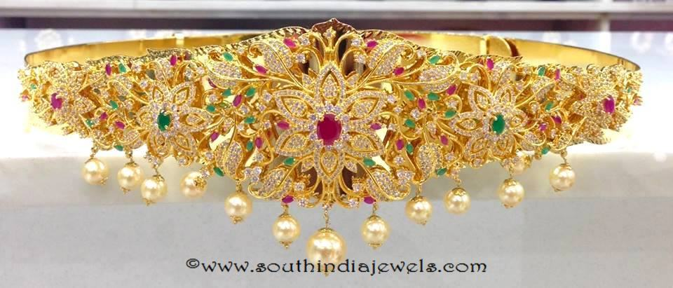 e Gram Gold Vadanam with Price South India Jewels