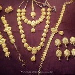 Nagas Bridal Jewellery Set