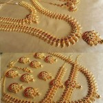 Artificial Bridal Mango Necklace Sets