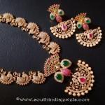 One Gram Gold Designer Necklace