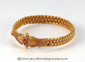 Gol Antique Kada Bangle from Amarsons