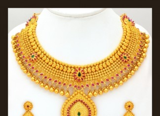 Bridal Necklace Designs Page 3 Of 4 South India Jewels