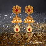 Gold Earrings From Josalukkas