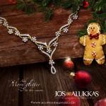 Diamond Necklace Design from Josalukkas
