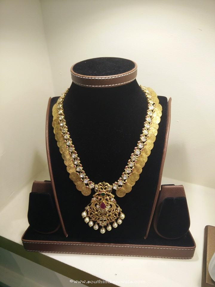 22k gold kasumalai from Vajra Jewellery