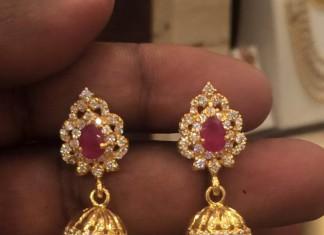 30 grams gold jhumki from Premraj