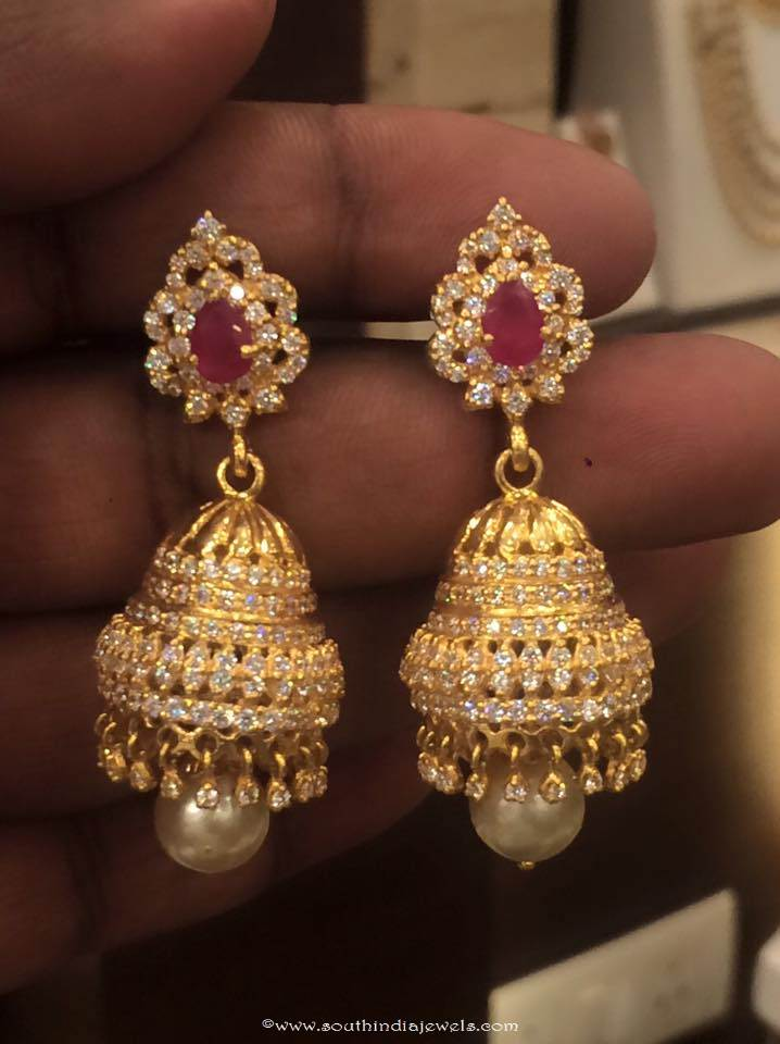 30 grams gold jhumki from Premraj