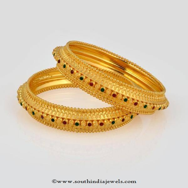 32 grams gold bangle from New arun jewellers