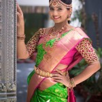 Indian Bride in Kemp Ruby Jewellery