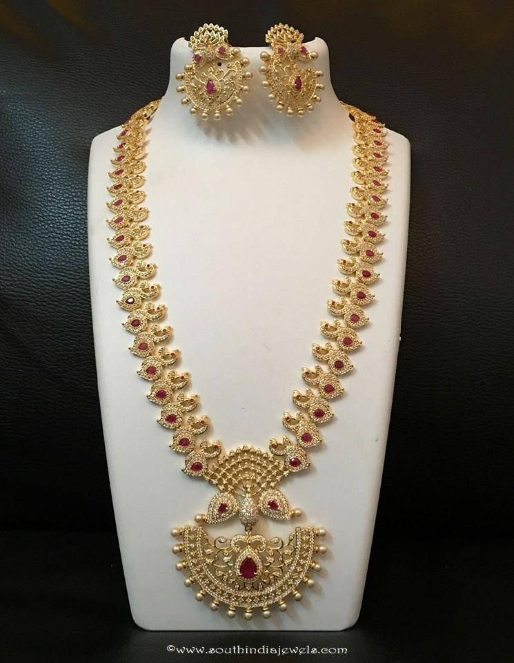 Latest Model Bridal Necklace Sets