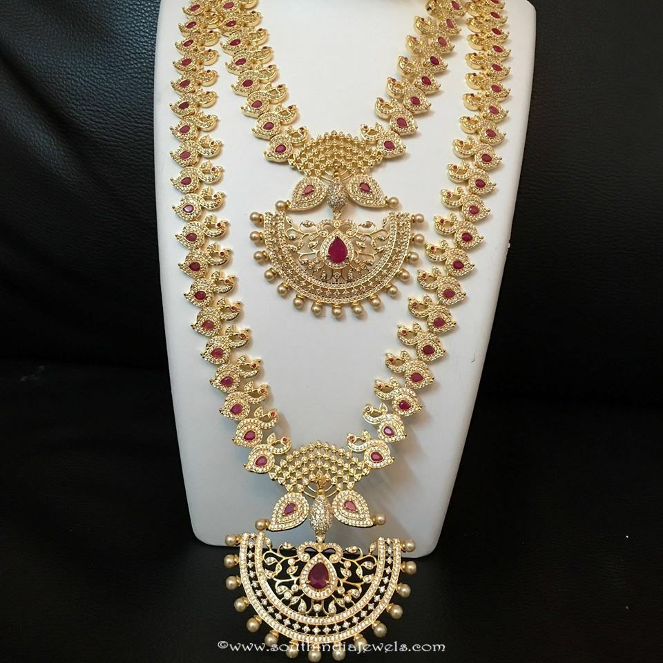 Latest Model Bridal Necklace Sets