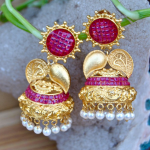 Imitation Jhumka From Orne Jewels