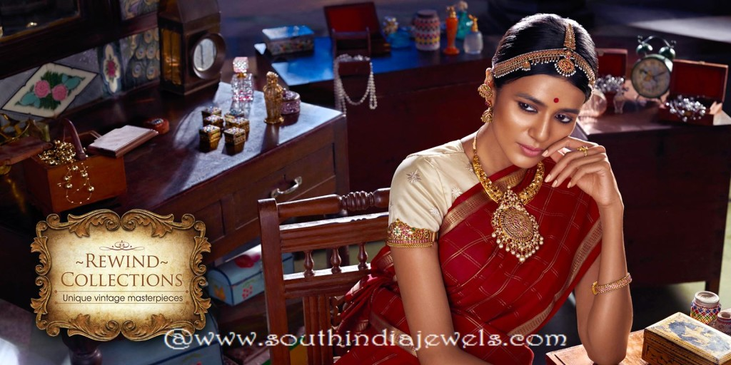 NAC Jewellers Antique Jewellery Designs