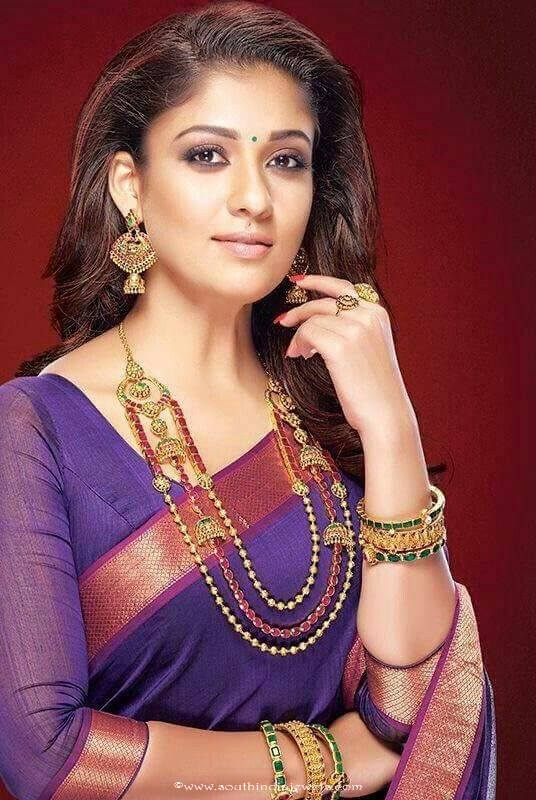 Nyantara in GRT Jewellers antique gold jewellery collections