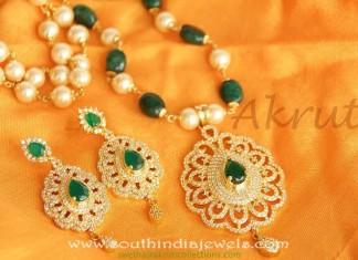 Pearl mala designs