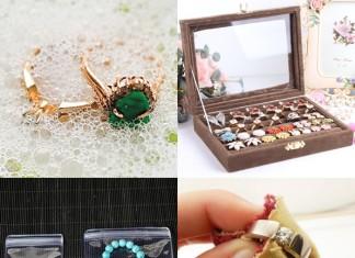 Top 10 Jewellery care ideas