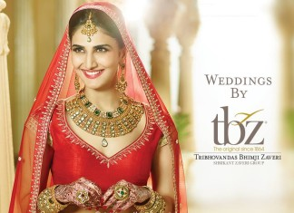 Wedding Jewellery collections by TBZ