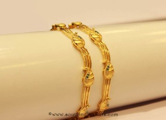 22K Gold Bangle From Sumathi Jewellers