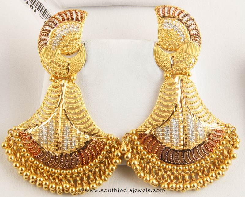 Inspirational Gold Earring India | Jewellry\'s Website