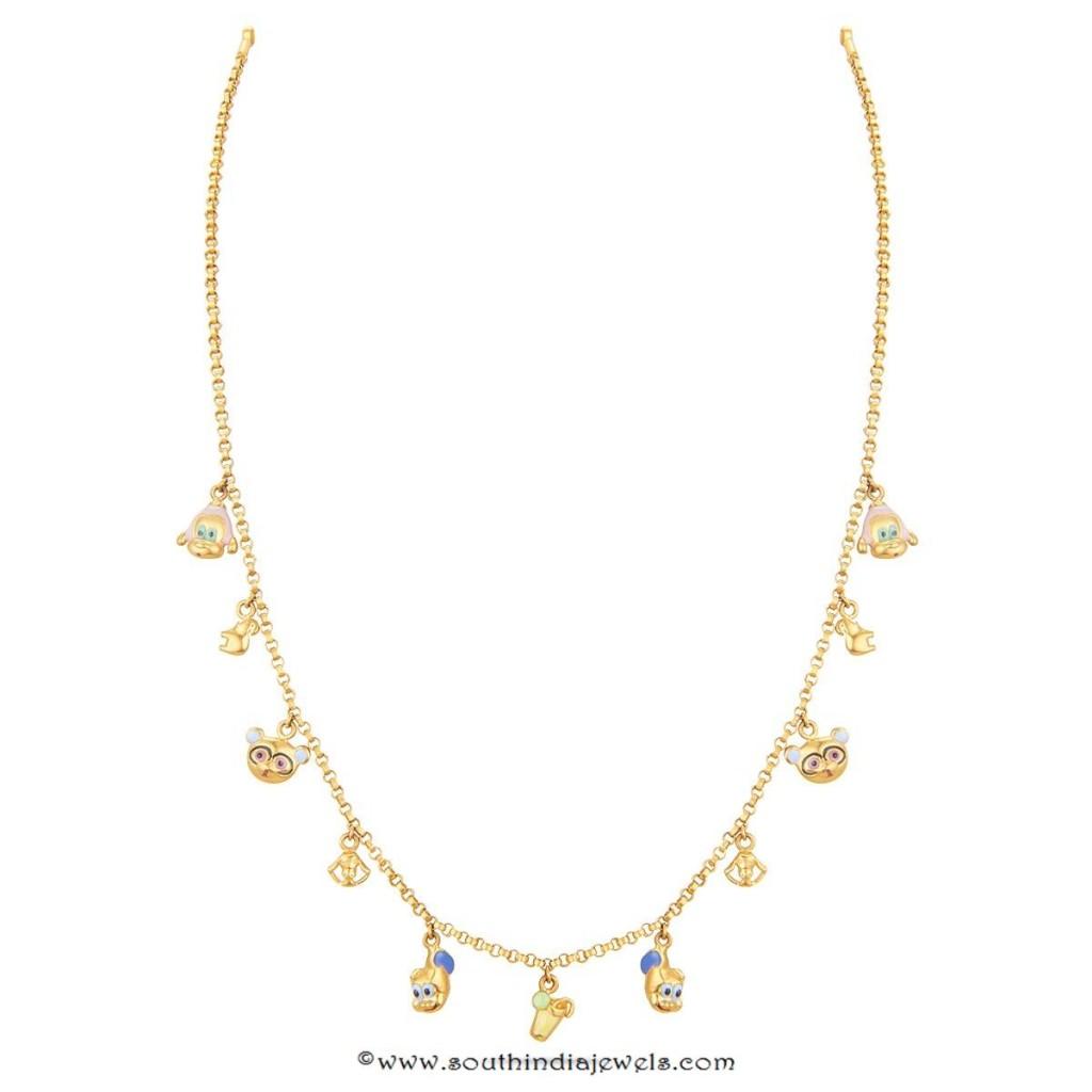 Kids Jewellery Designs South India Jewels