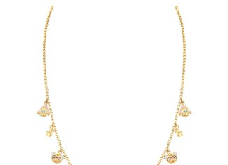 22k gold baby girl Necklace