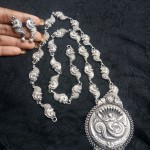 92.5 Sterling Silver Temple Haaram